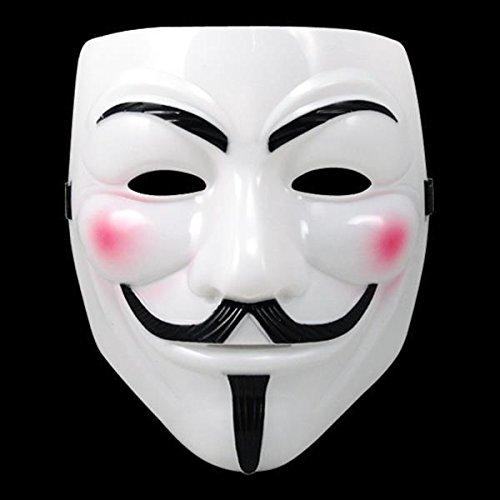 SWT Cool V per Vendetta maschera di Guy, adatto per costume