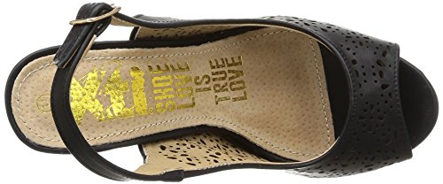 XTI Zapato Sra. C. Negro - Scarpa per donna Nero