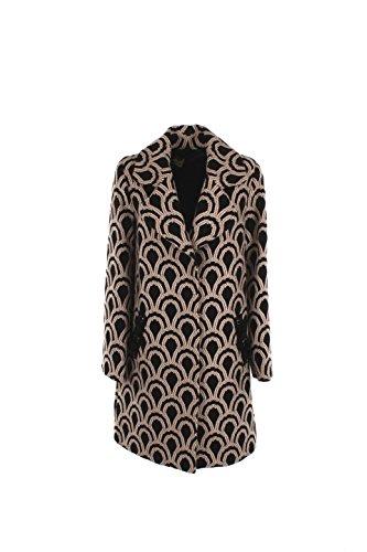 cappotto-donna-pennyblack-46-nero-rosa-agrume-autunno-inverno-2016-17