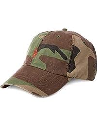 befb99ac Amazon.co.uk: Ralph Lauren - Baseball Caps / Hats & Caps: Clothing