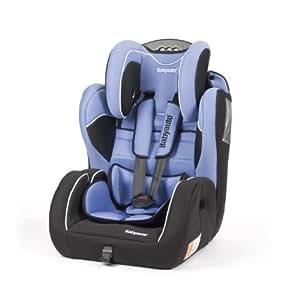 BabyAuto Siège enfant Ezcon Bleu, 9 - 36 kg / 9 Mons - 12 Année.