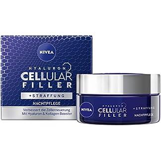 Nivea anti-age Noche Cuidado, Tiegel, ácido hialurónico Cellular Filler, 50ml