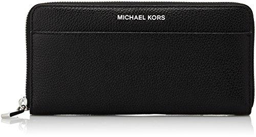 Michael Kors Damen Mercer Tornistertasche, Schwarz (Black) 3x11x22 cm