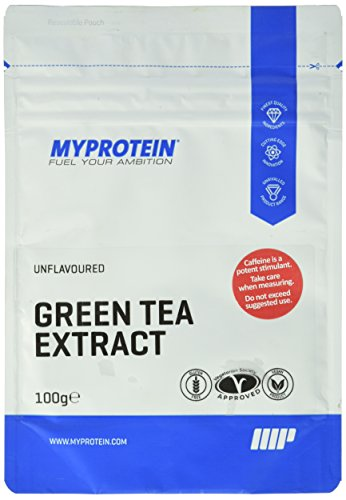 #Myprotein Green Tea Extract Powder, 1er Pack (1 x 100 g)#