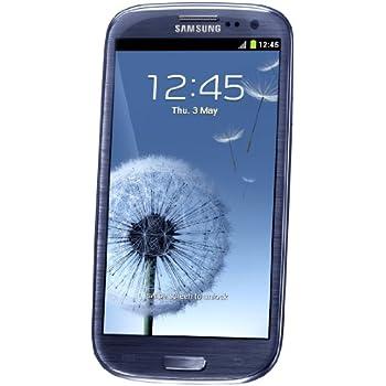 Samsung Galaxy S III Smartphone, Blu [Italia]