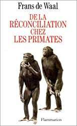 De la réconciliation chez les primates