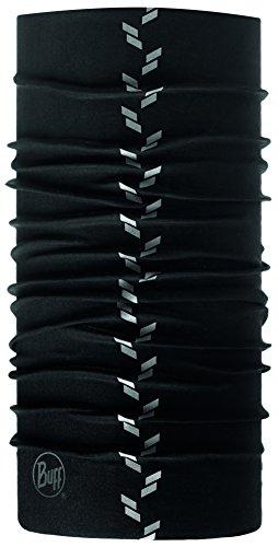 Buff 111393.00 Tour de Cou Mixte Adulte, Noir (r-Black), FR Fabricant : Taille Unique