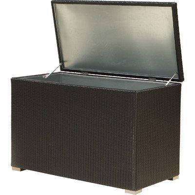 Kissenbox Auckland aus Aluminium
