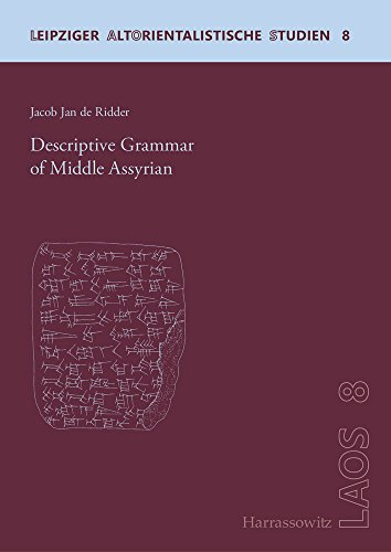 Descriptive Grammar Middle Assyrian
