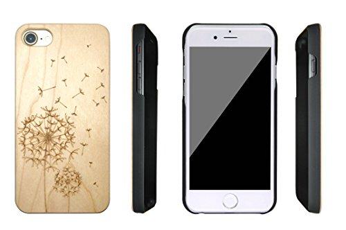 eimo iPhone 7 Housse en bois pour Apple iPhone 7 4.7'' -19 16