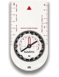 Suunto Recreational Baseplate Compasses A-10/In/Nh Compass, SS012063013