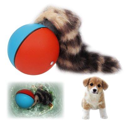 XHD-Haustierzubehör Haustier liefert, motorisiertes Rollen-Chaser-Ball-Spielzeug für Hund / Katze / Haustier / Kind Haustiere sind bequemer (Chaser-kit)