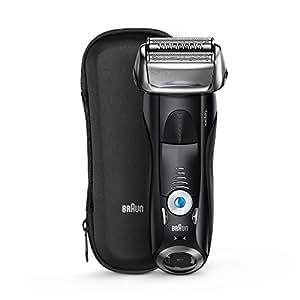 Braun Series 7 7840s Rasoir Électrique Technologie Wet&Dry - Noir Premium