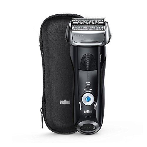 Braun Series 7 7840s - Afeitadora eléctrica con tecnología Wet&Dry, color negro