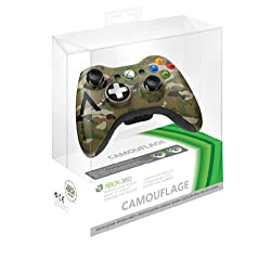 Microsoft Xbox 360 Official Special Edition - Camouflage Wireless Controller