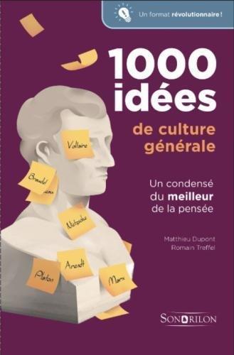 1000 idées de culture générale