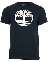 Timberland Ss Brand plus Tee 1 Dark Sapphir, T-Shirt