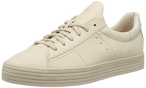 ESPRIT Damen Sita Lace Up Sneakers Beige (280 Skin Beige)