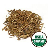 Starwest Botanicals Organic Gentian Root C/S, 4 Ounces