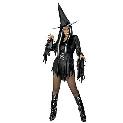 Adulte Kostüm Halloween Femme - Hexen - Kostüm