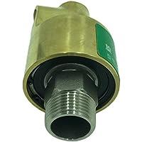 FLAMEER Herramienta Neumatica Adaptador de Bomba Aire Comprimido - Cobre B