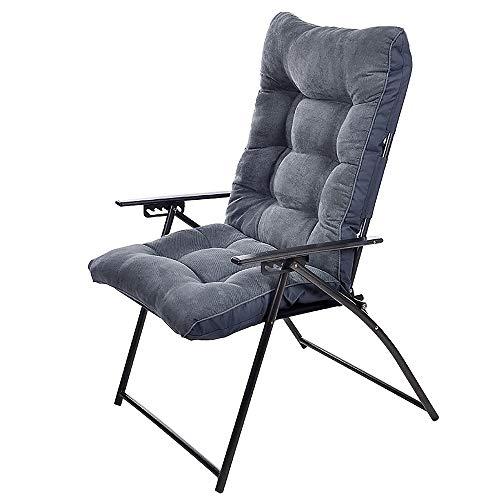 JXHD Klapp Lounge Sessel Sofa/Single Sofa Stuhl-Sommer Oder Winter Tragbare BüRo Mittagspause...