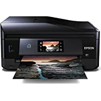 Epson Expression Photo XP-860 Wi-Fi Photo Printer, Scan and Copy with Fax and 2 Media Trays