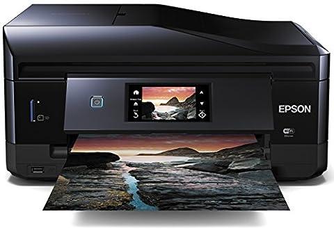 Epson Expression Photo XP-860 Jet d'encre A4 Wifi Noir - multifonctions (Jet d'encre, Colour printing, Colour copying, Colour scanning, Colour faxing, Impression)