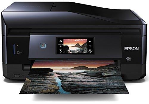 Epson Expression Photo XP-860 5760 x 1440DPI Tintenstrahl A4 9.5Seiten pro Minute WLAN Multifunktionsgerät – Multifunktionsgeräte (Tintenstrahl, Farbdruck, Farbkopieren, Farbscan, Farbfaxen, Drucken)