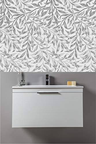 Mobilia, neve bagno bianco 70 cm con lavabo in ceramica, moderno, sospeso con cassettone