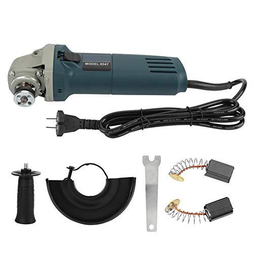 Winkelschleifer elektrische 820W / 1020W Paddel Schalter Maschine für Metallholz CN Plug 220V(Green) -