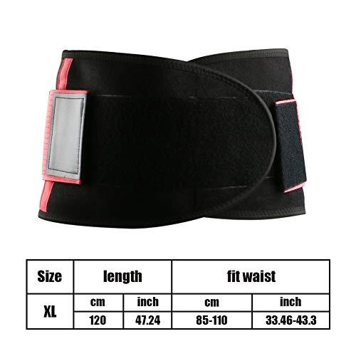 Zoom IMG-3 fascia addominale dimagrante donna cintura
