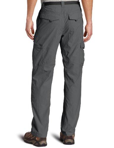 Columbia Silver Ridge Pant_am8007 Pantalon Cargo Homme Noir (Grill)