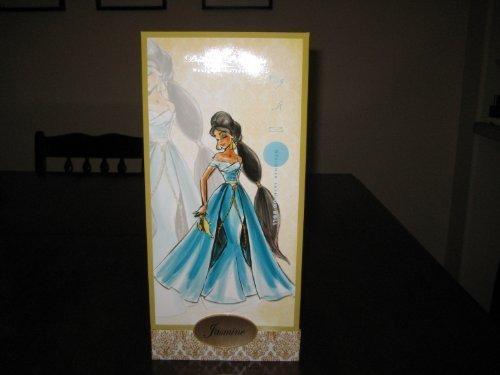 Disney Princess Designer Collection Jasmine Doll by Disney (Designer Princess Disney)