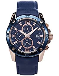 Giordano Multifunction Blue Dial Men Watch