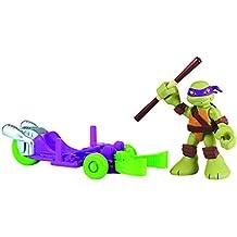 Turtles - Figura articulada Tortugas Ninja Héroes (96102)