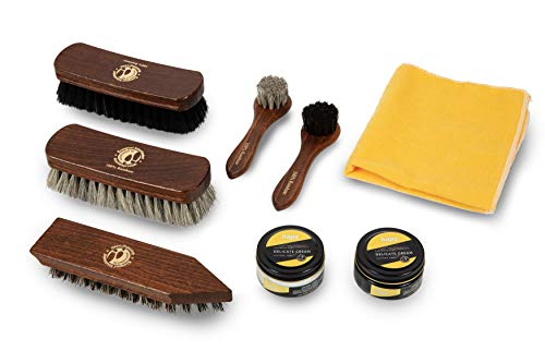 Finest Pure Horsehair Shoe Care ...