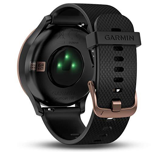 Garmin Vivomove HR Sport Fitness-Tracker Rosegold M - 5