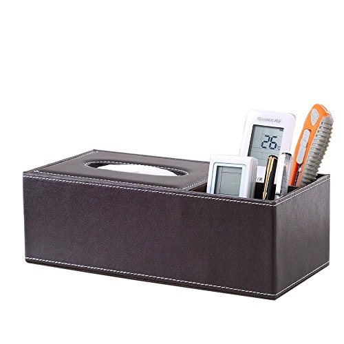 kingfom-creative-tissue-box-holder-multifunction-desk-tidy-pen-pencil-holder-remote-control-holder-f