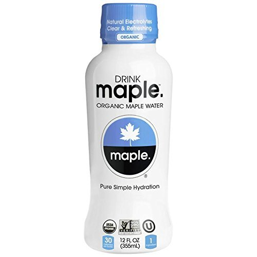 DrinkMaple - Pure Ahornholz-Wasser - 12 Unze.