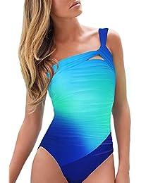 design senza tempo eced8 67534 Amazon.it: Ultimi tre mesi - Costumi interi / Mare e piscina ...
