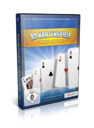 3D Kartenspiele Poker Edition