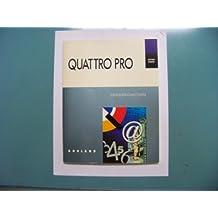 Quattro Pro Version 2.0: Getting Started