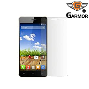 Garmor Tempered Glass Explosion Proof Screen Guard for Micromax Canvas HD Plus A190
