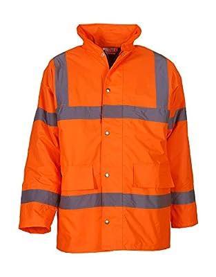 Yoko Unisex Sicherheitskleidung Hi Vis Sicherheitsjacke