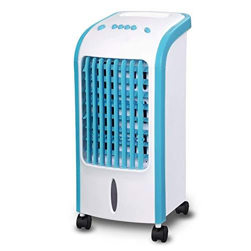 FANS LHA Ventilador de Aire Acondicionado mecánico for el hogar, Ventilador de Aire Acondicionado móvil...