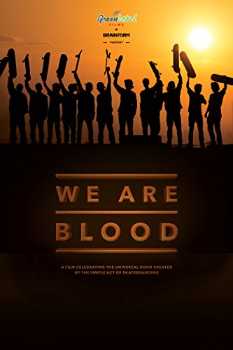 We Are Blood Cover