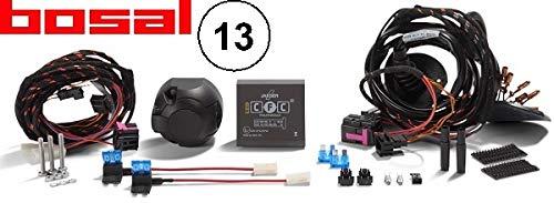 Bosal 011-729 Kit électrique, barre de remorquage