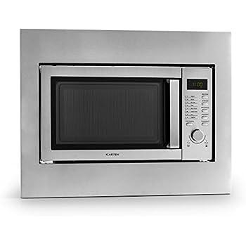 bomann mwg 2215 eb einbau mikrowelle mit grill 20 liter elektro gro ger te. Black Bedroom Furniture Sets. Home Design Ideas