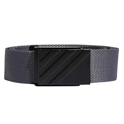 adidas Webbing Belt Ceinture, (Gris Dt4911), (Taille Fabricant: OSFM) Homme